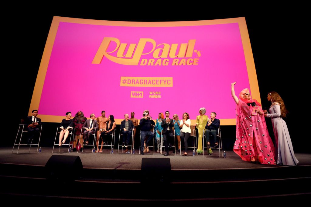 """Cast and crew of """"RuPaul's Drag Race"""""""