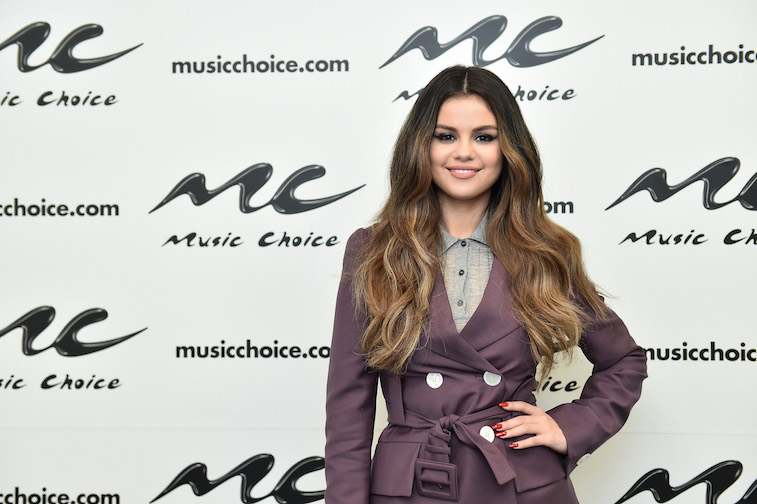 Selena Gomez Lands Her First Number One on Billboard Hot 100