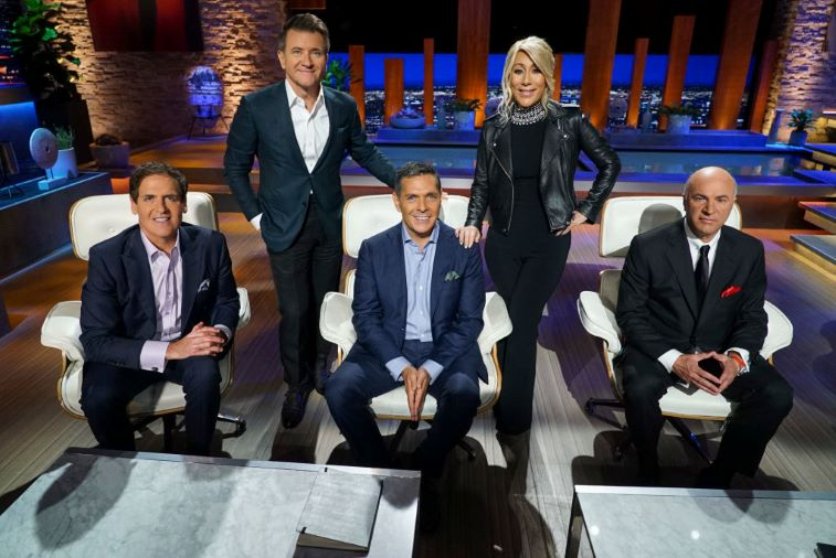 Who are the sharks on shark tank