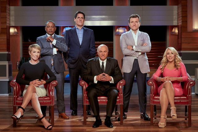 Cast of Shark Tank