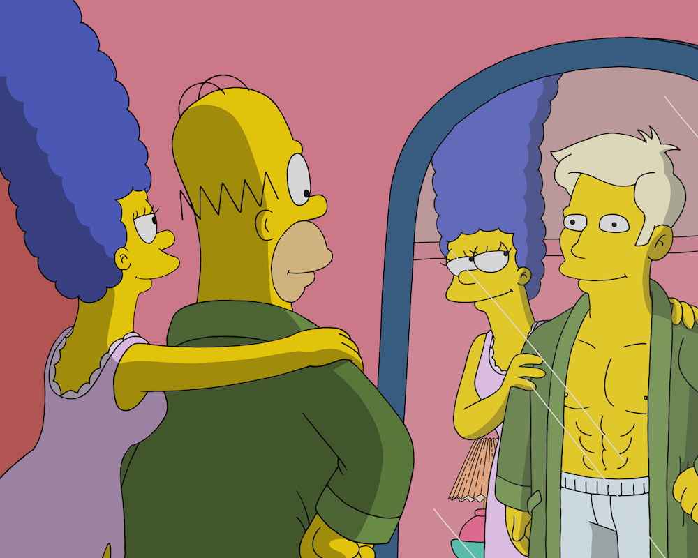 """The Simpsons Episode 666 """"Treehouse of Horror XXX"""""""