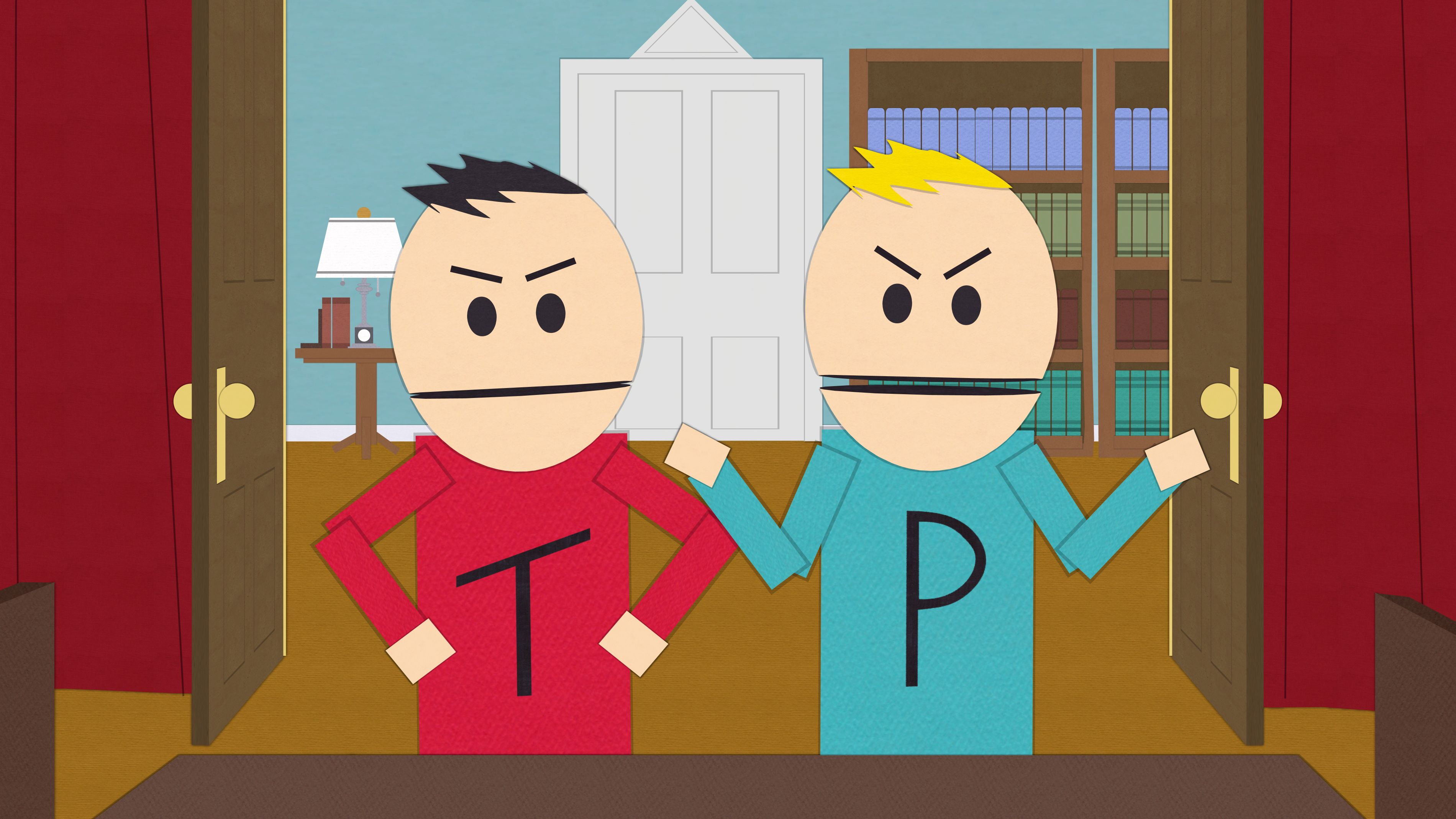 South Park Terrence and Phillip