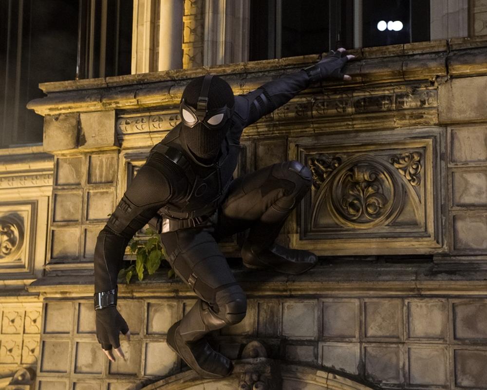 Spider-Man Stealth Suit