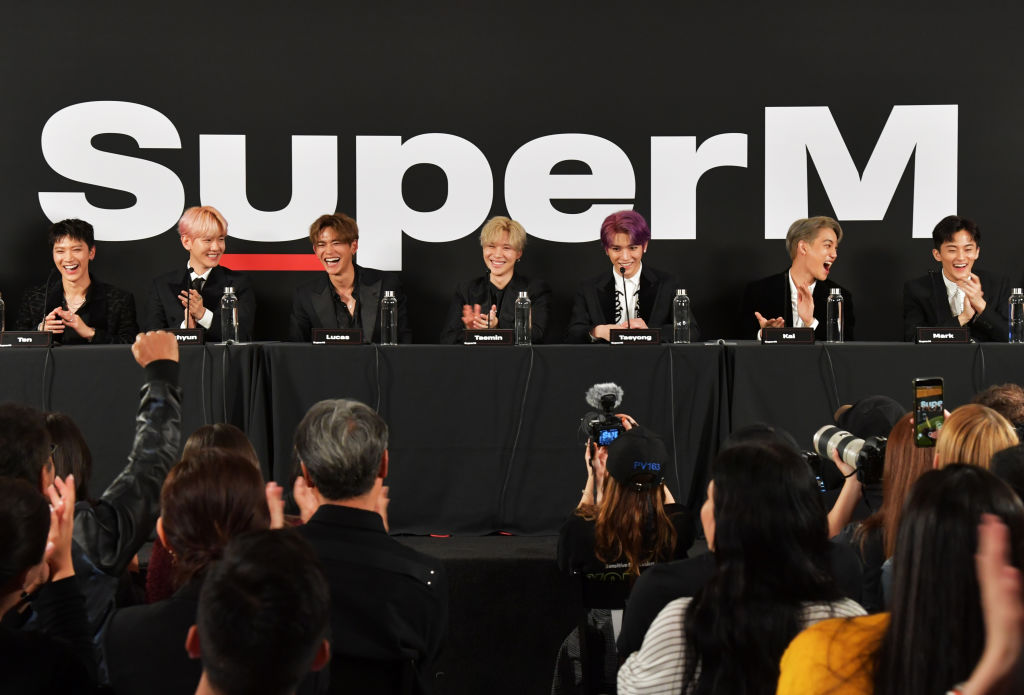 SuperM album