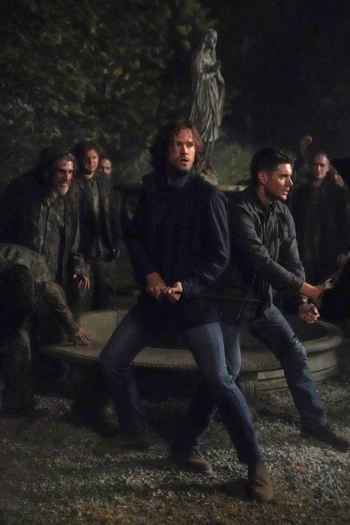 Supernatural season premiere