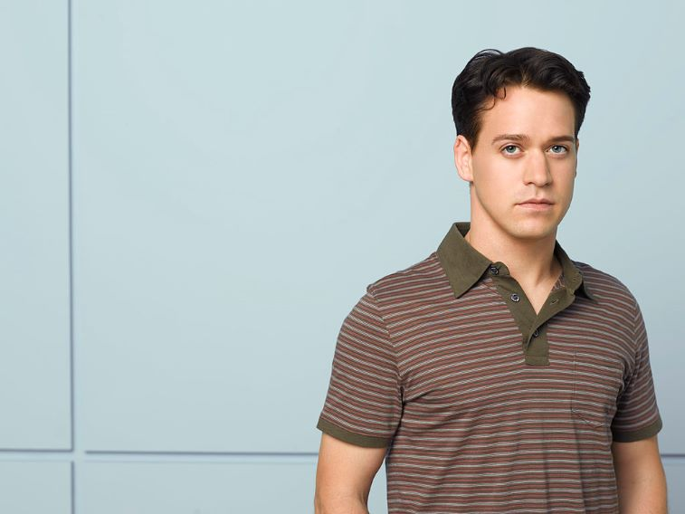 T. R. Knight who played George O'Malley