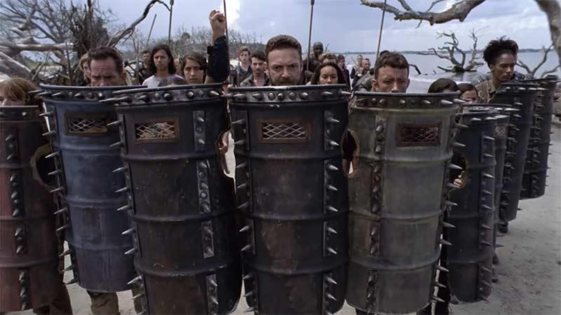 The Walking Dead cast Season 10