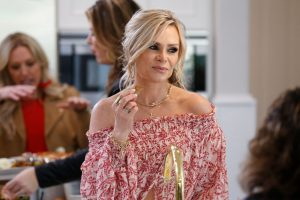 'RHOC': Tamra Judge Says She Doesn't Drink Alcohol at Home