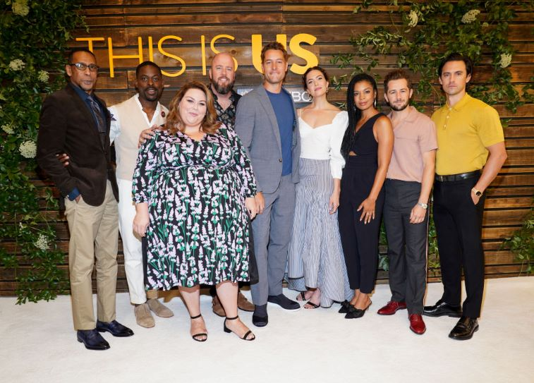 The Cast of 'This Is Us'
