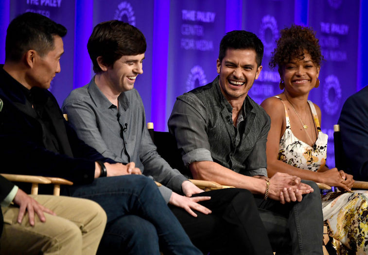 'The Good Doctor' Cast