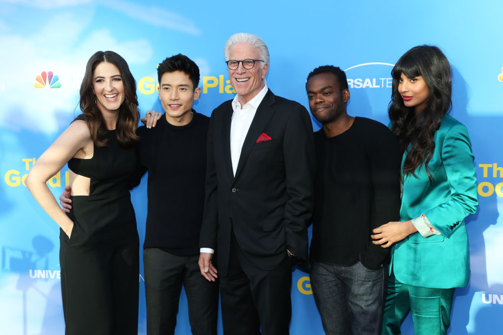 The Good Place theory