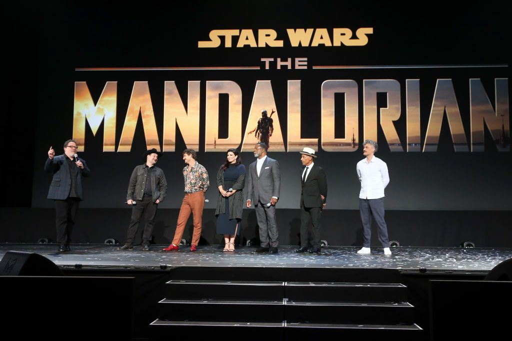 The Mandalorian: Footage Screened from New Star Wars Series Earns Rave Reviews