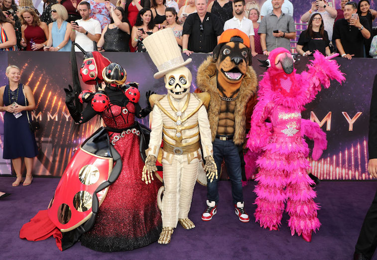 Some of 'The Masked Singer' contestants