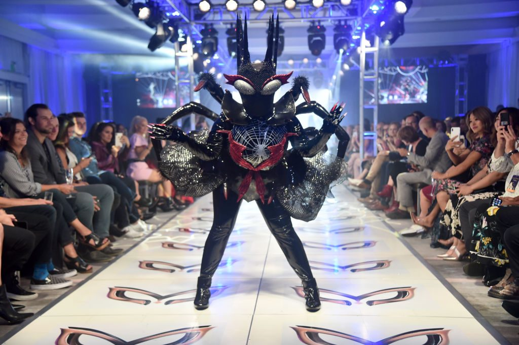The Masked Singer The Black Widow