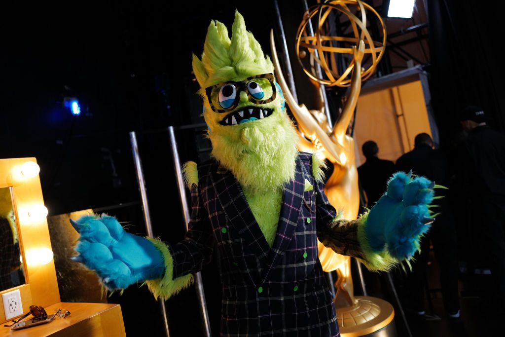 The Masked Singer Thingamajig | FOX Image Collection via Getty Images