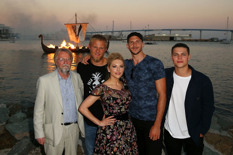 Vikings cast and crew