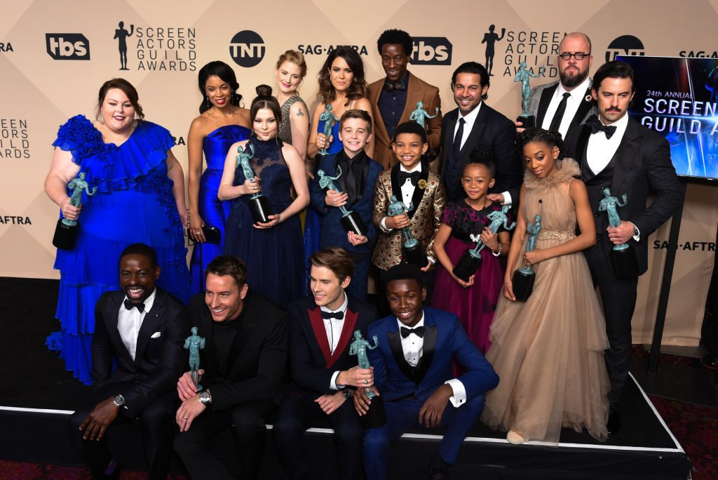 'This Is Us' cast