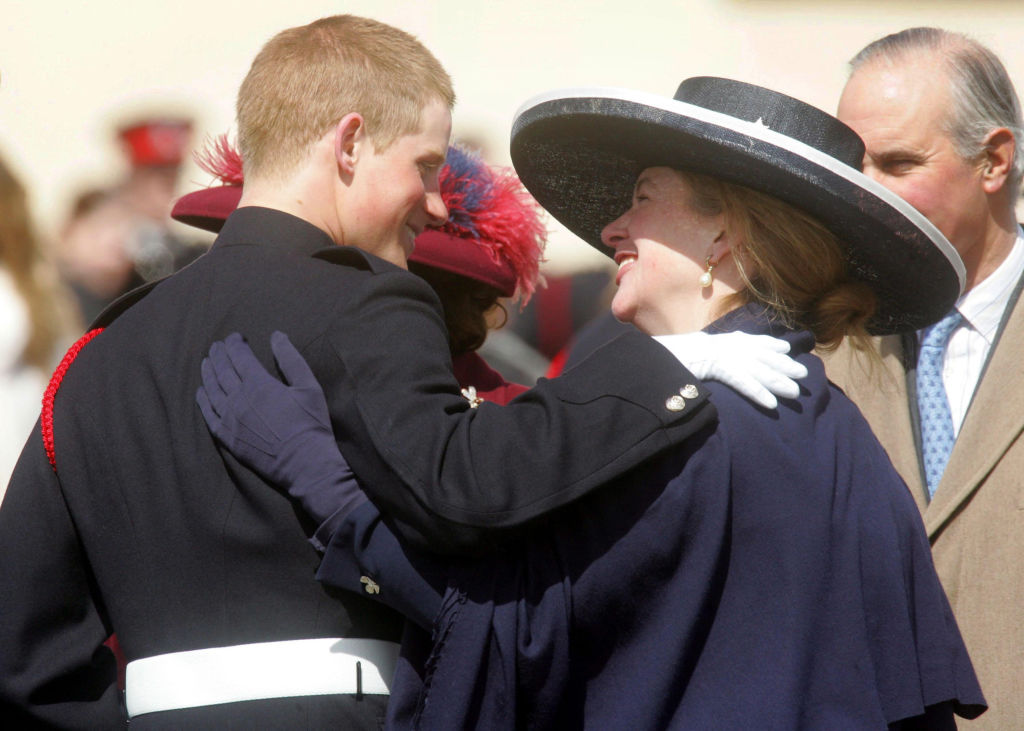 Prince Harry and Tiggy Pettifer
