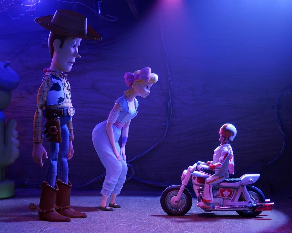 Duke Kaboom in Toy Story 4