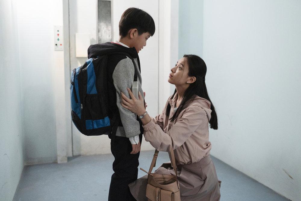 Hyo-Joo Han in Treadstone