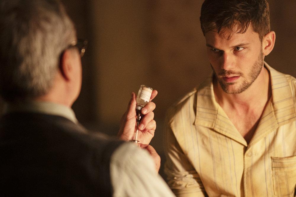 Jeremy Irvine as John Randolph Bentley in Treadstone