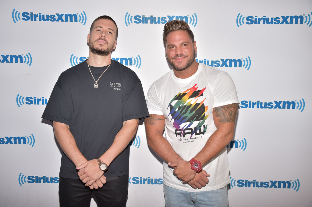 Jersey Shore' Star, Ronnie Ortiz-Magro Posts About 'Outgrowing ...