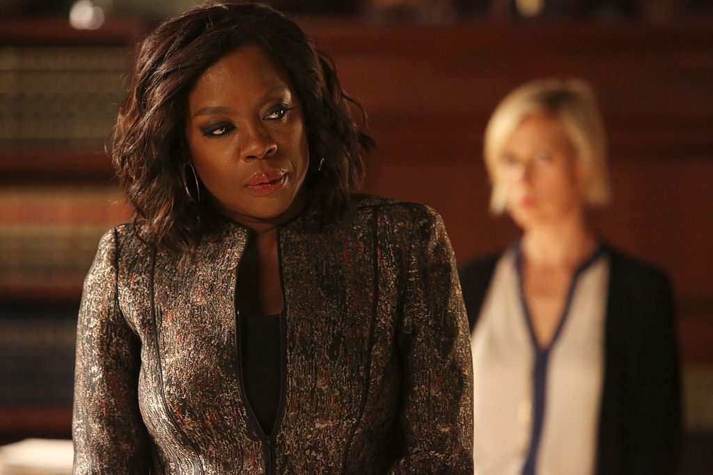 Viola Davis as Annalise Keating on 'How to Get Away With Murder'