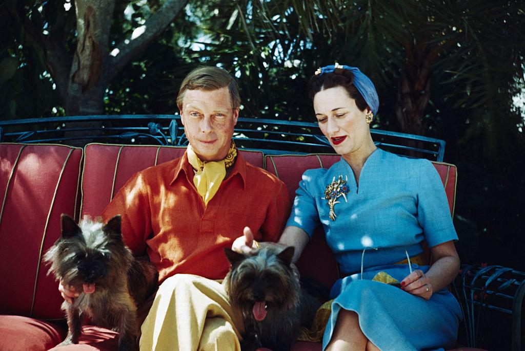 Edward and Wallis Simpson