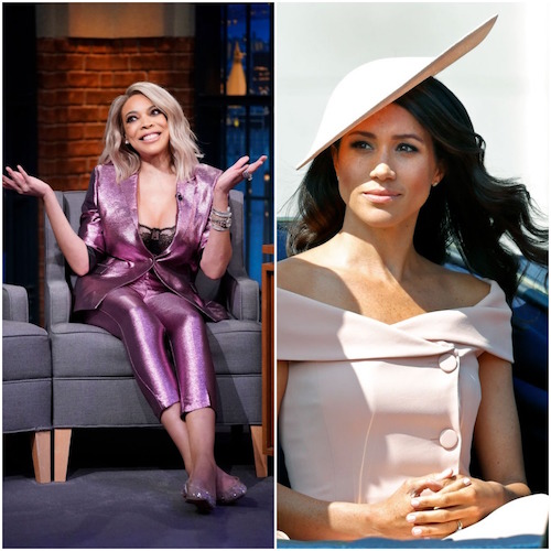 Wendy Williams/Meghan Markle