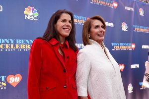 Nancy Pelosi's Daughter Alexandra Pelosi Tackles Politics in Her HBO Documentaries