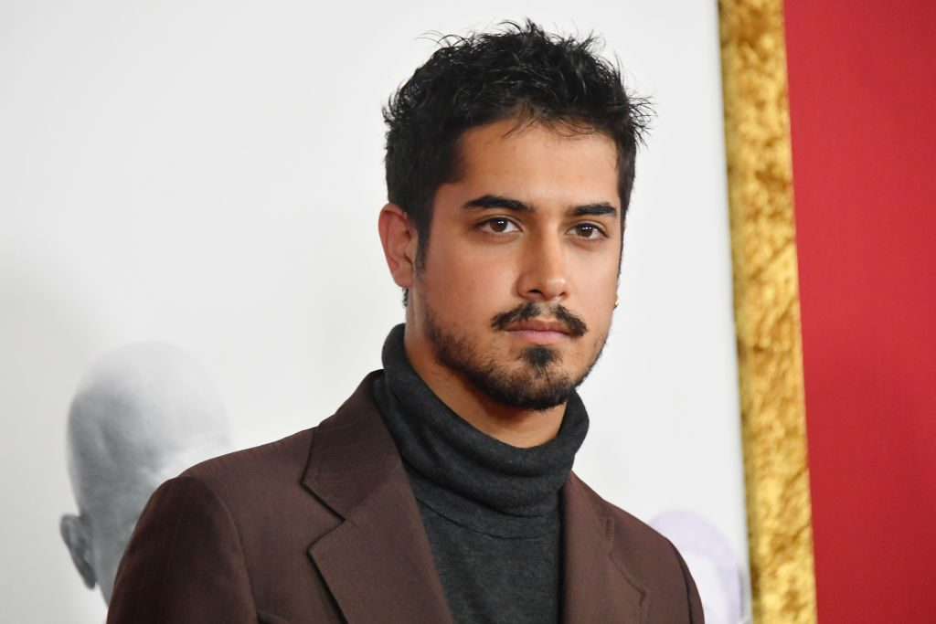 "Avan Jogia attends the ""Shaft"" premiere on June 10, 2019 in New York City."