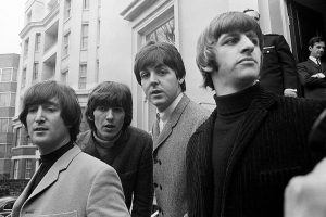 How Mick Jagger Inspired the Title of the Beatles' 'Rubber Soul'