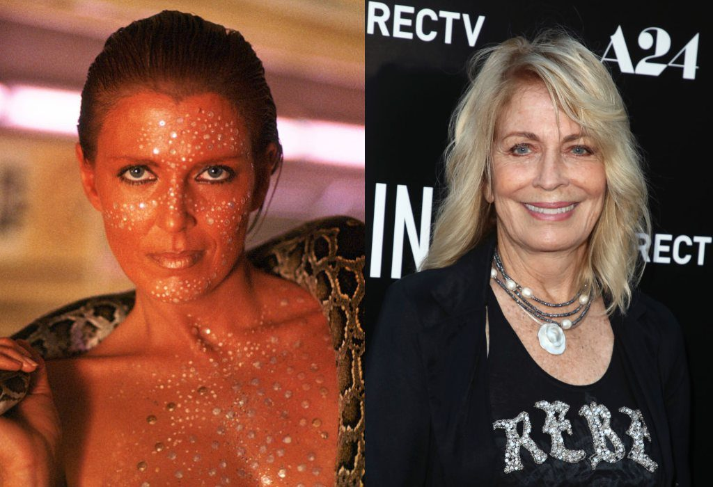 Joanna Cassidy composite image