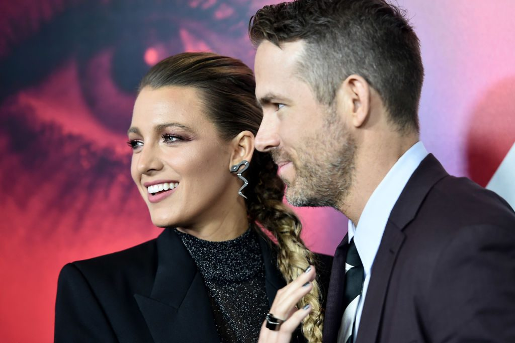 Of Course Blake Lively Trolled Ryan Reynolds for His Birthday