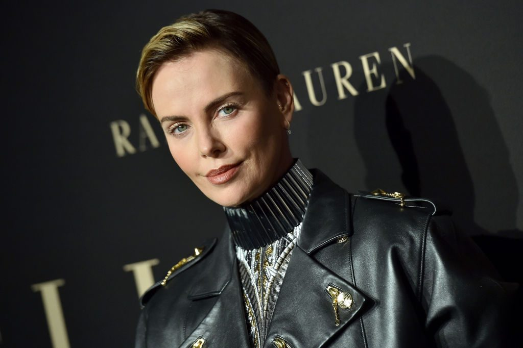 Charlize Theron at the 2019 ELLE Women In Hollywood on October 14, 2019