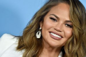Chrissy Teigen Secures Her Status as a Robe Advocate and Influencer