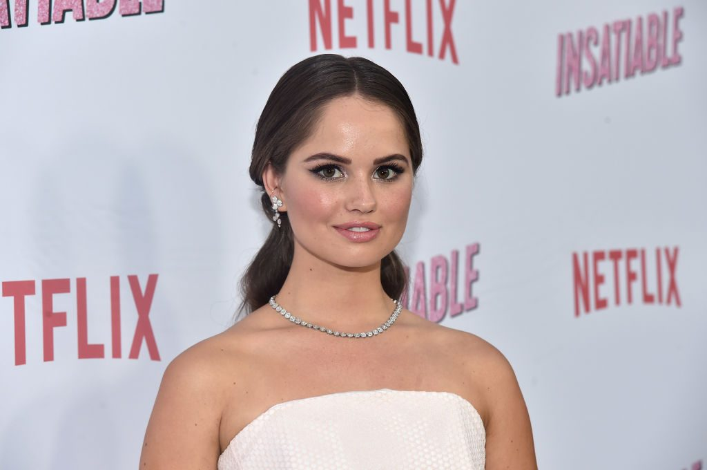 Debby Ryan at the Season 1 premiere of Netflix's 'Insatiable' on August 9, 2018