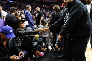 How Beyoncé Turned DJ Khaled Into a Total Fanboy