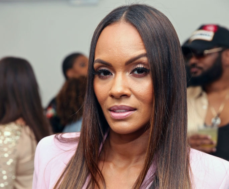 Evelyn Lozada of 'Basketball Wives'