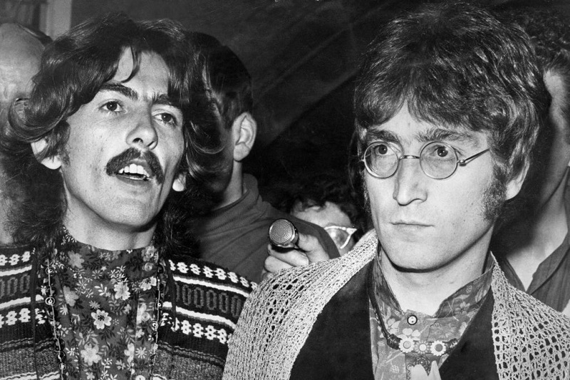 Why John Lennon Wasn't Worried When George Harrison Walked Out on The  Beatles