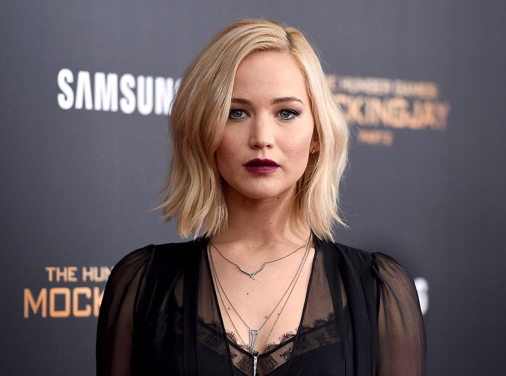 Hvor lenge gjorde Jennifer Lawrence dating Chris Martin