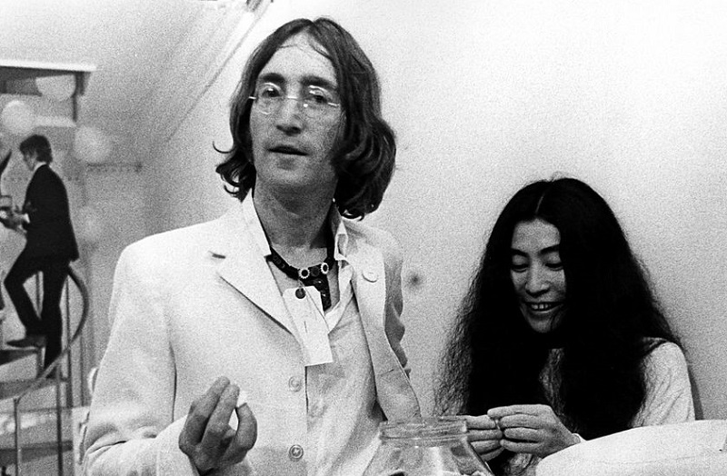The Beatles Song John Lennon Accused Rod Stewart of Plagiarizing
