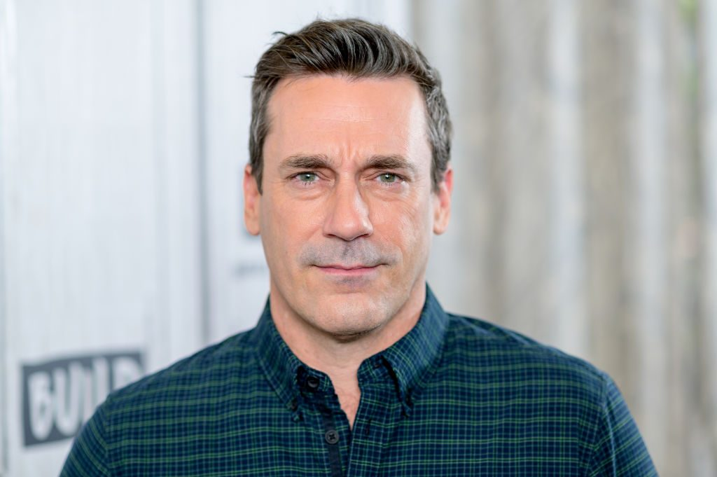 """Actor Jon Hamm discusses """"Lucy in the Sky"""""""