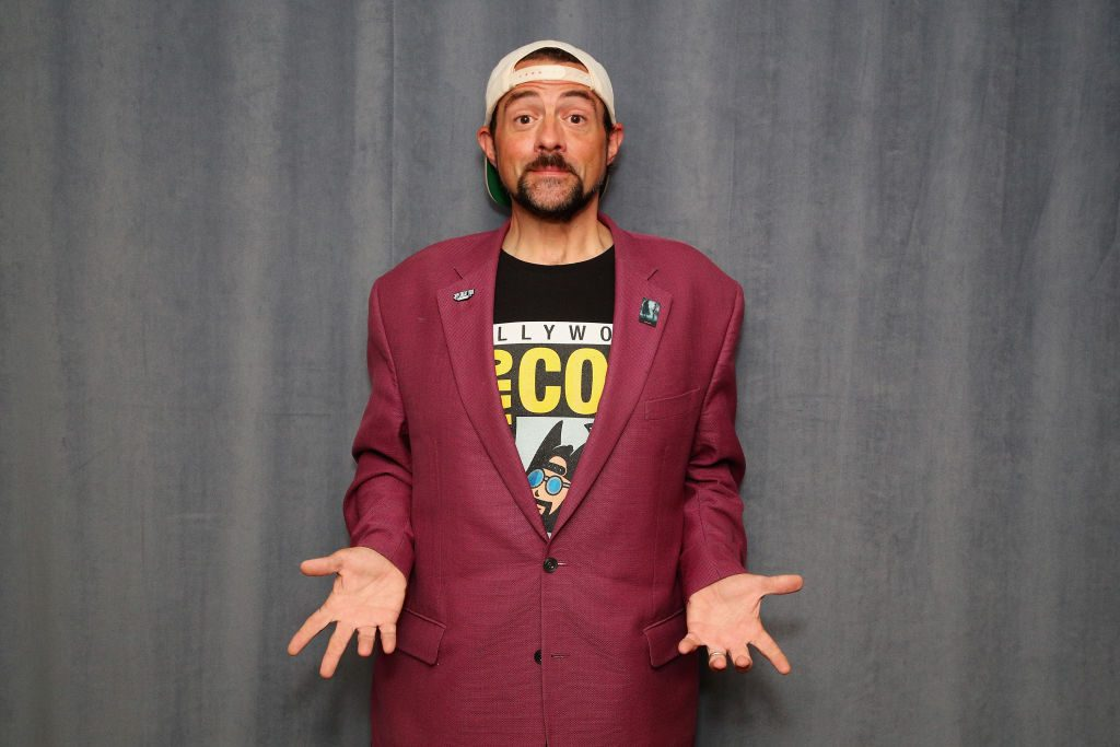 Kevin Smith on October 01, 2019 in New York City