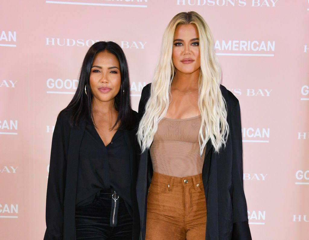 khloe kardashian back with tristan thompson