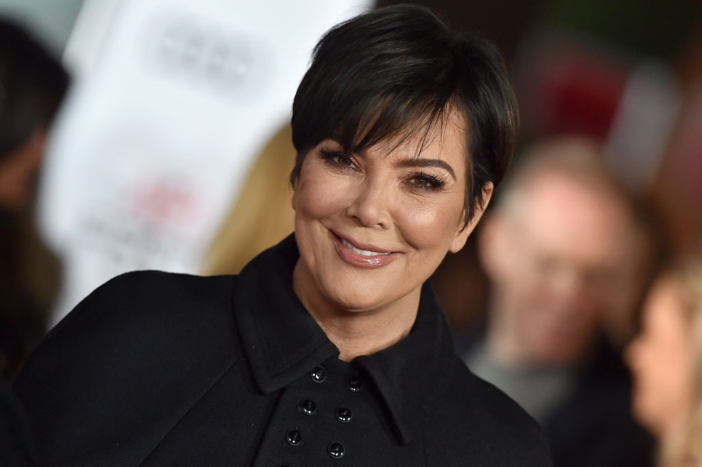 Kris Jenner arrives at the AFI FEST 2017 presented by Audi - screening of 'The Disaster Artist' at TCL Chinese Theatre.