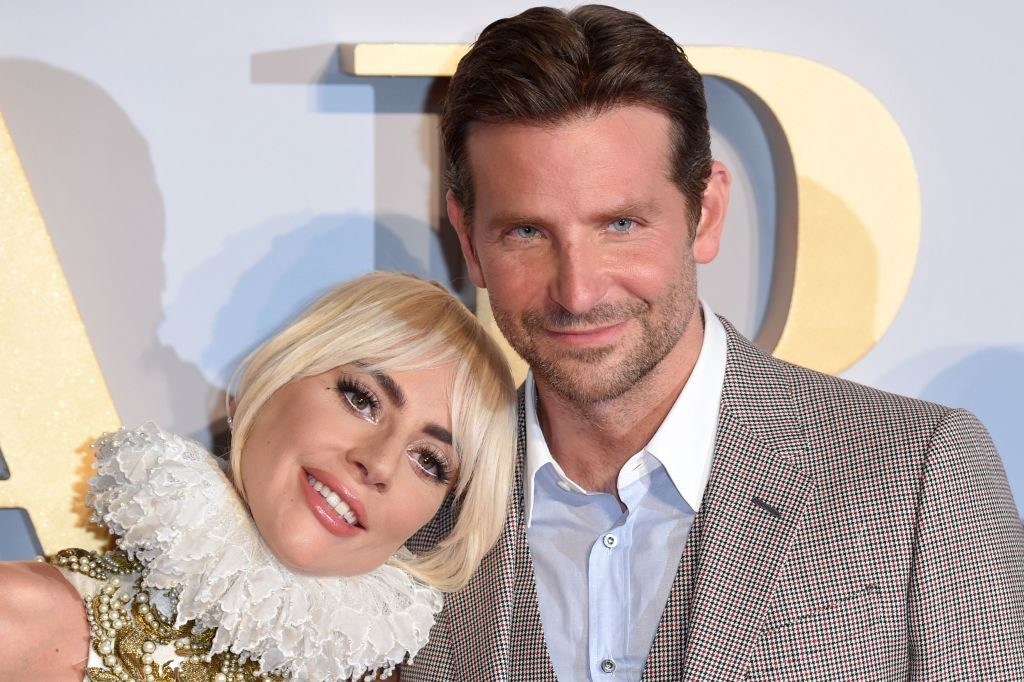This image has an empty alt attribute; its file name is lady-gaga-with-bradley-cooper-on-the-red-carpet-1024x682.jpg