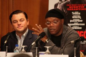 How Samuel L. Jackson Told Leo DiCaprio to Handle the N-Word on 'Django Unchained'