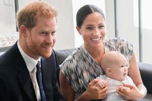 What is Meghan Markle and Prince Harry's New Nickname for Baby Archie?