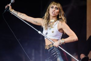 Why Miley Cyrus Is Celebrating 'P***ing People Off'
